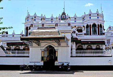 Kerala Madurai Chettinad