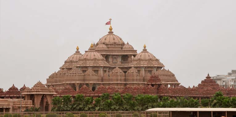 <strong>Akshardham Temple - Akshardham is a milestone event in the annals of Indian history.</strong> - Delhi