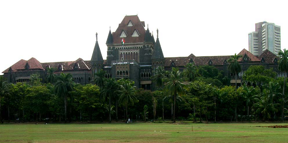 <strong>View of Mumbai High Court</strong> - Mumbai