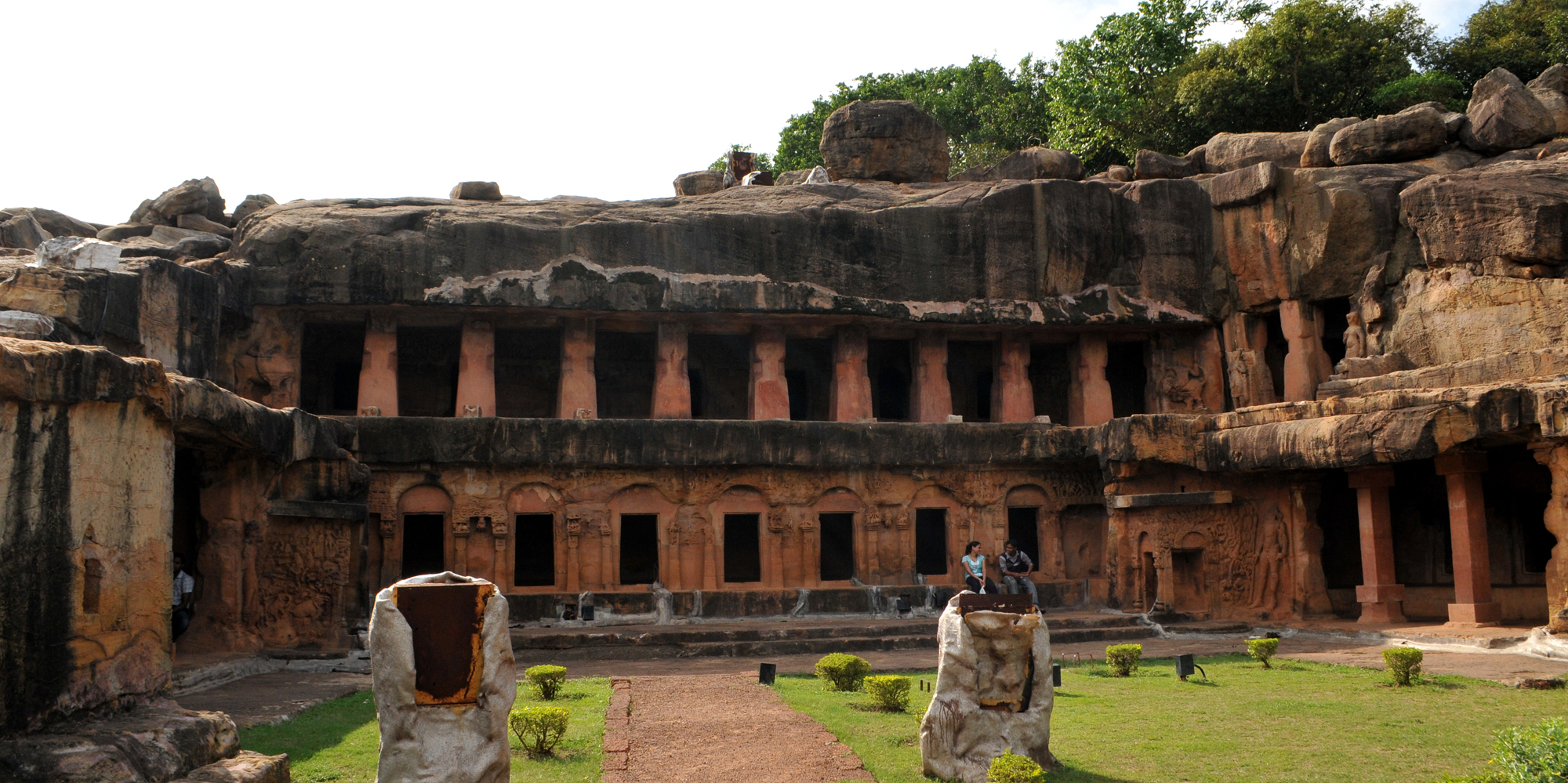 <strong>Udayagiri and Khandagiri Caves - 3, Bhubaneswar</strong> -