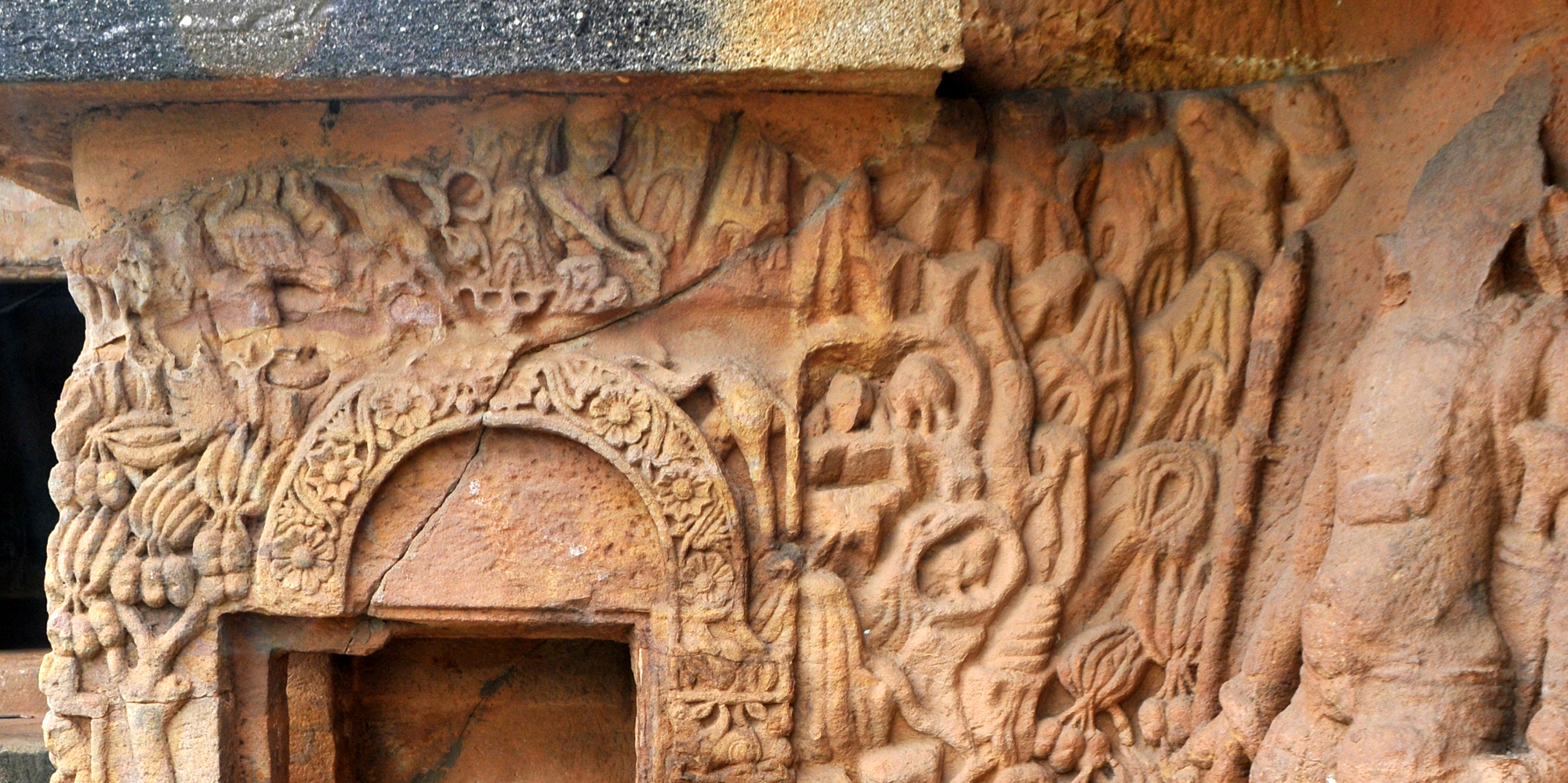 <strong>Udayagiri and Khandagiri Caves - 5, Bhubaneswar</strong> -