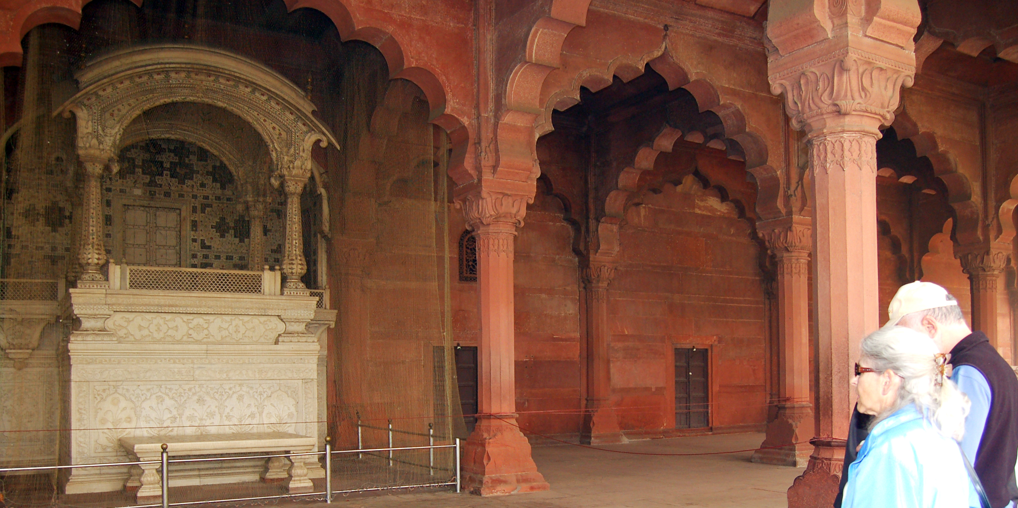 <strong>Red Fort - 6, Delhi</strong> -