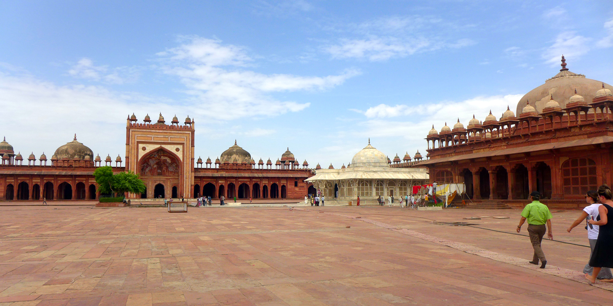<strong>Fatehpur Sikri - 1</strong> -
