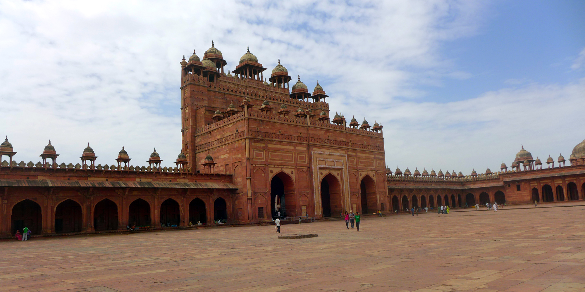 <strong> Fatehpur Sikri - 2</strong> -