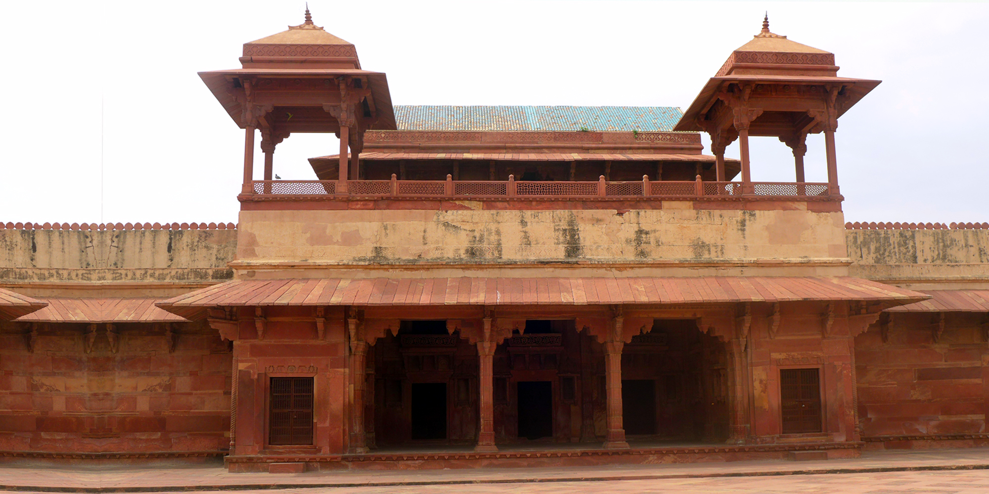 <strong> Fatehpur Sikri - 3</strong> -