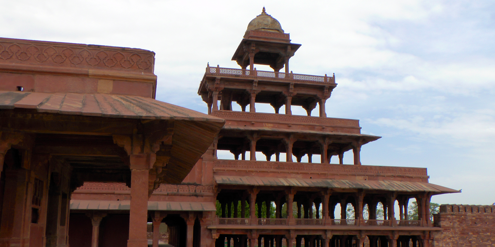 <strong>Fatehpur Sikri - 5</strong> -