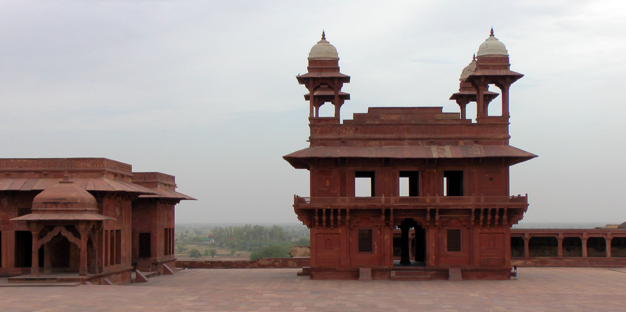 <strong>Fatehpur Sikri - 6</strong> -