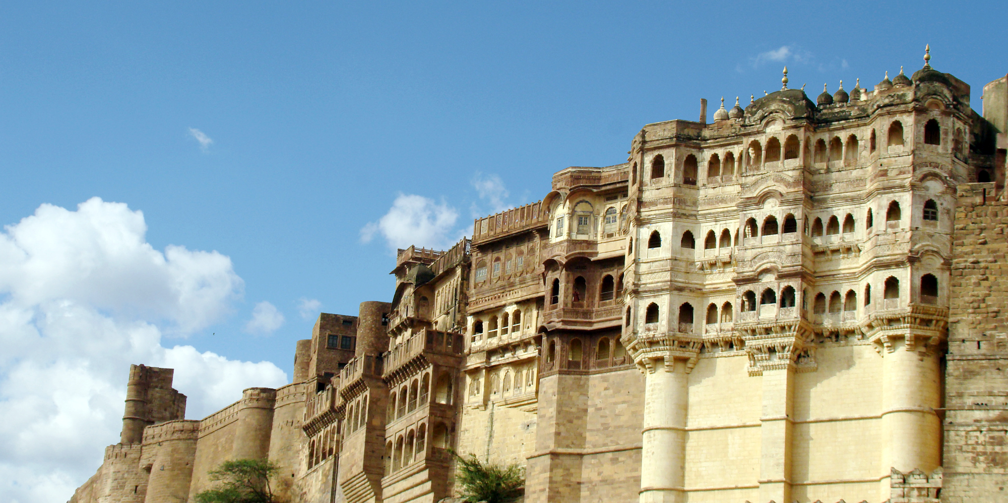 <strong>View of Mehrangarh Fort, Jodhpur</strong> - Jodhpur
