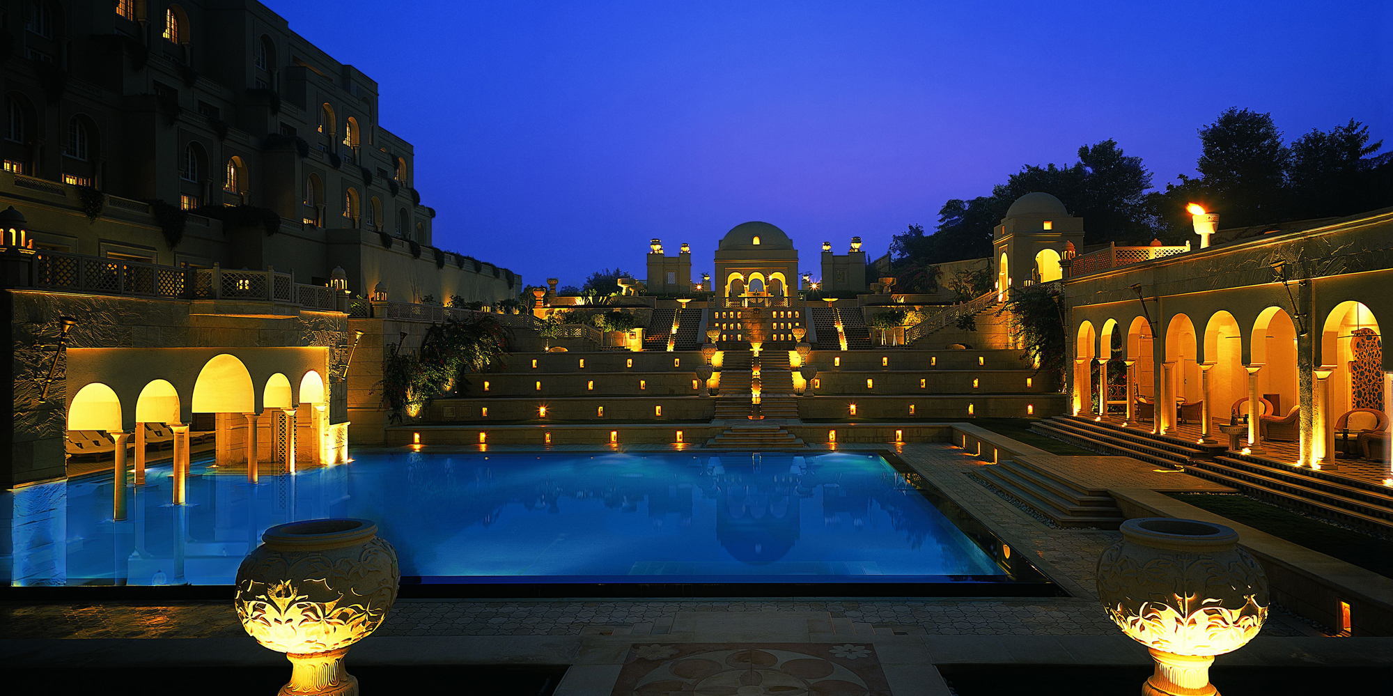 <strong>The Oberoi Amarvilas, Agra</strong> -