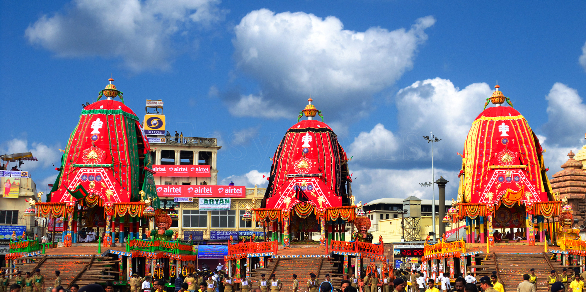 <strong>Rath Yatra Puri - 2</strong> -