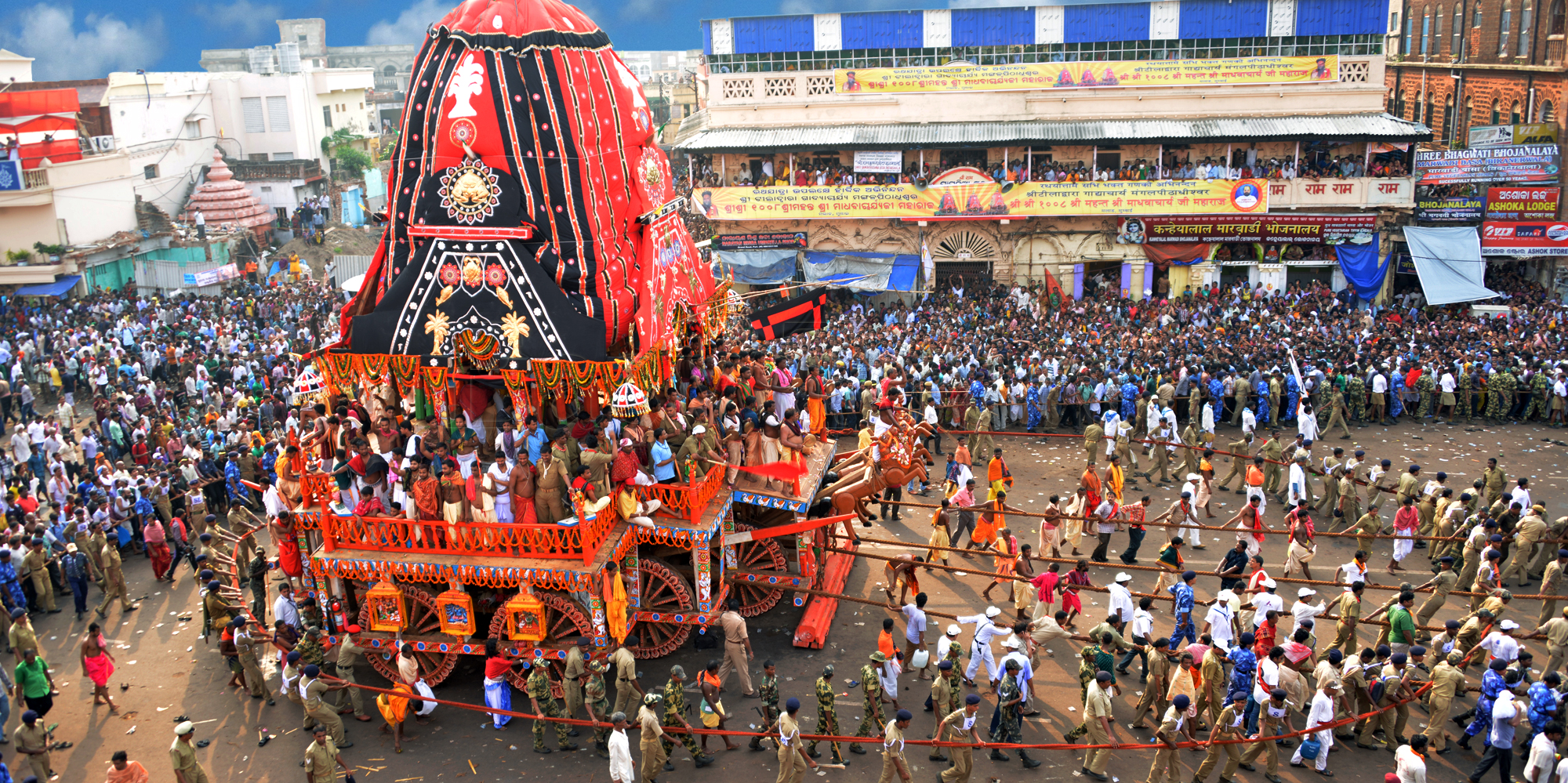 <strong>Rath Yatra Puri - 3</strong> -