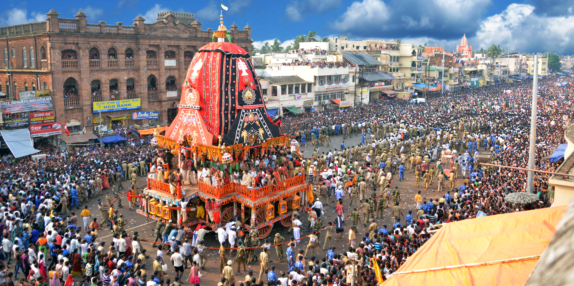 <strong>Rath Yatra Puri - 1</strong> -