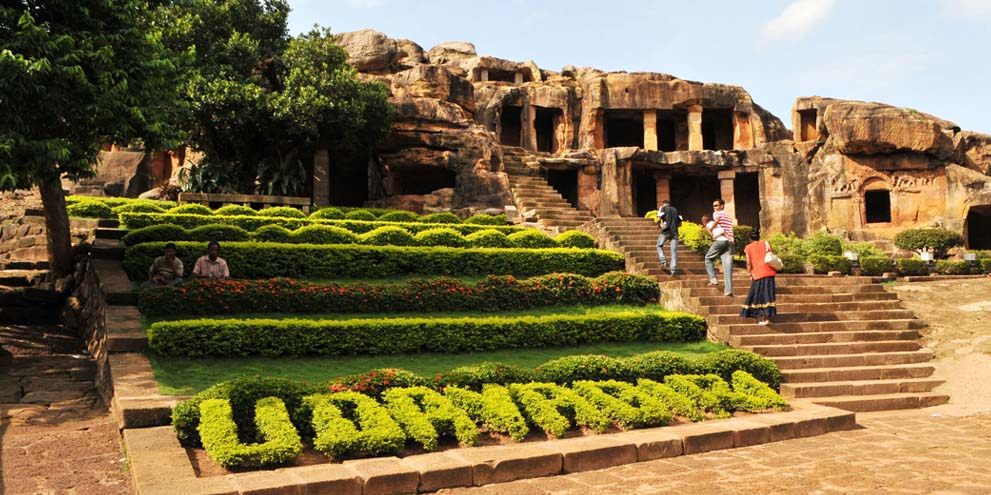 <strong>Sarnath</strong> - Udayagiri and Khandagiri Caves