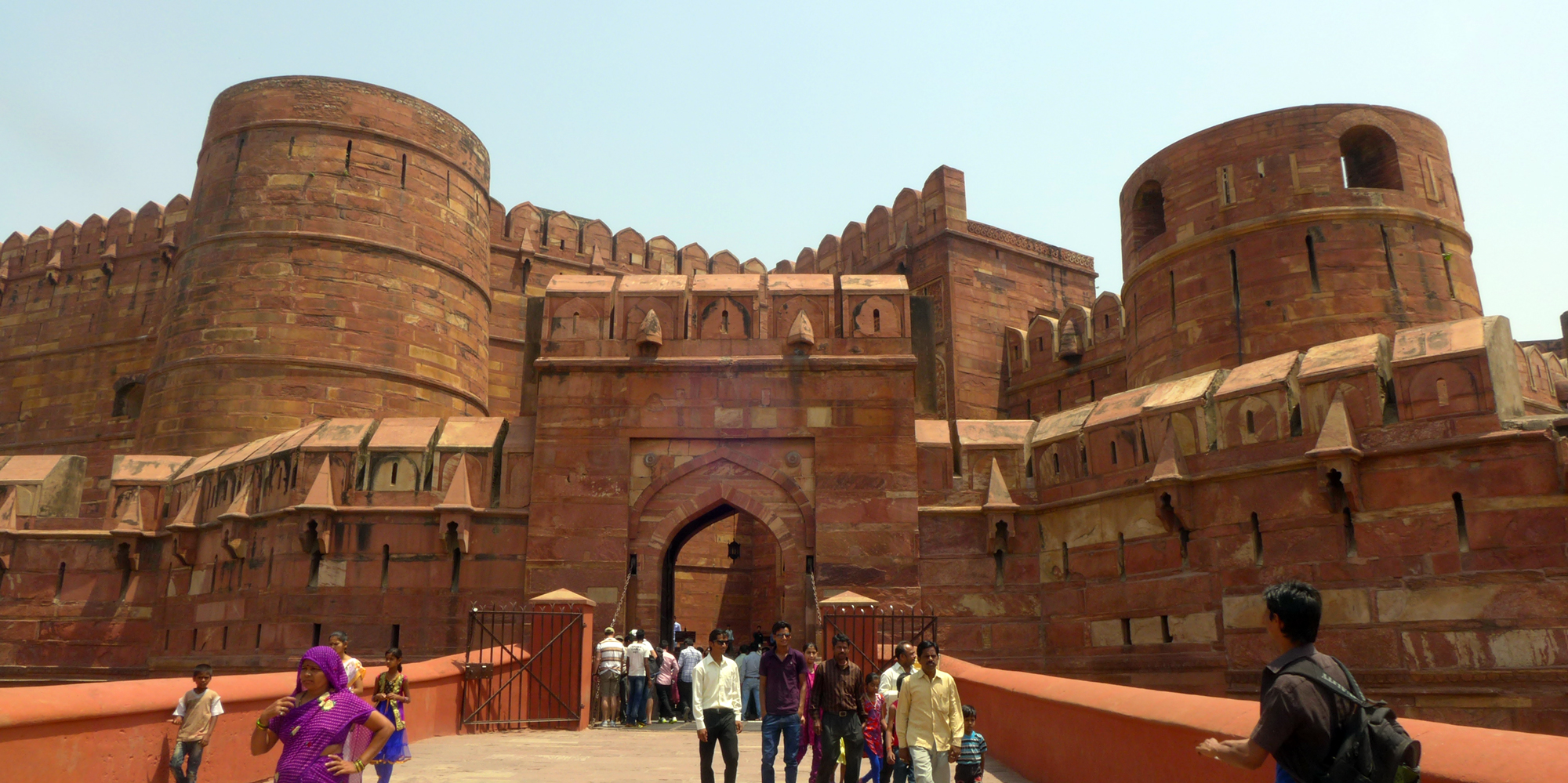 <strong>Agra Fort - 9, Agra</strong> -