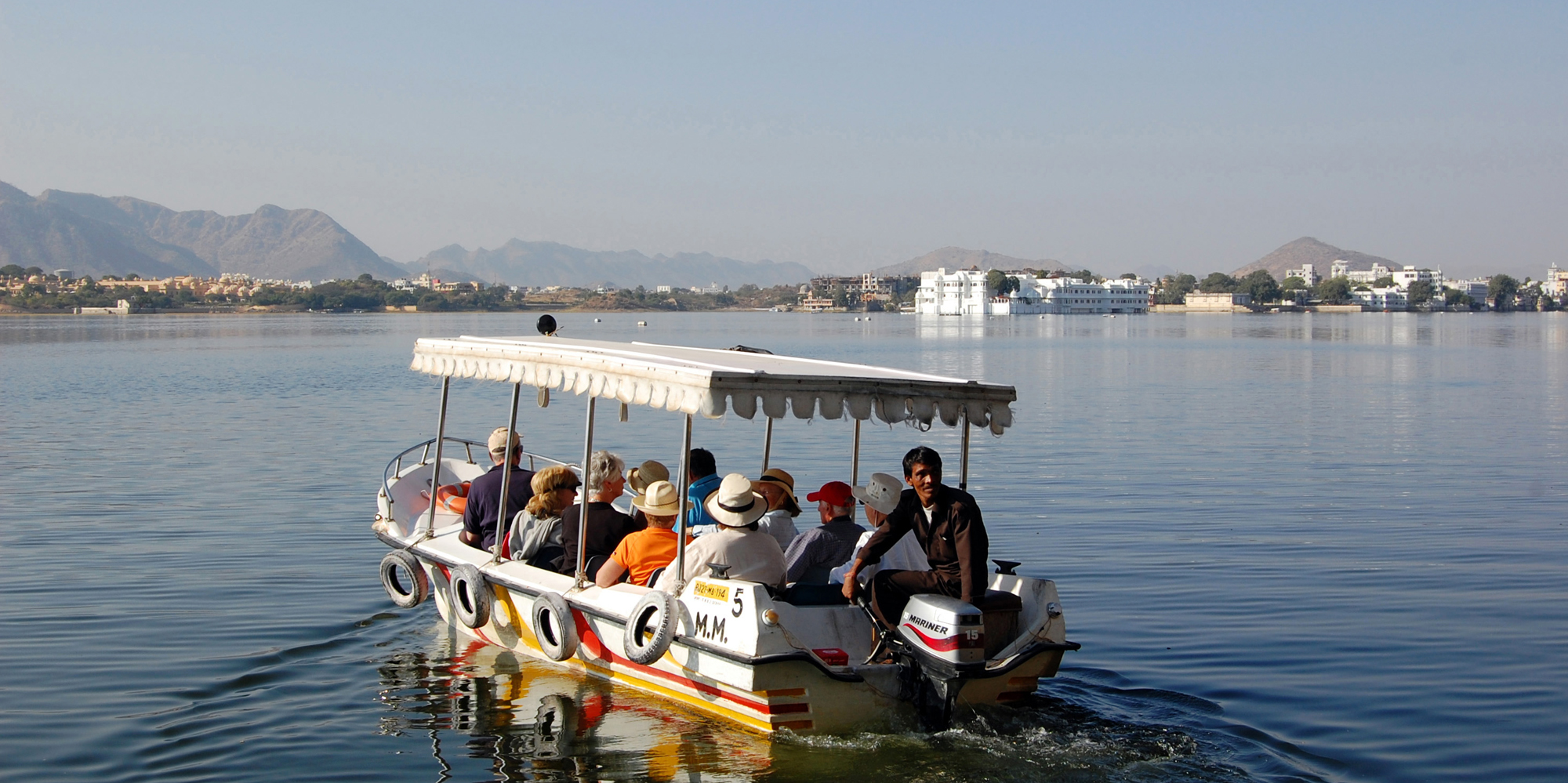 <strong>Boat Riding, Udaipur</strong> - Udaipur