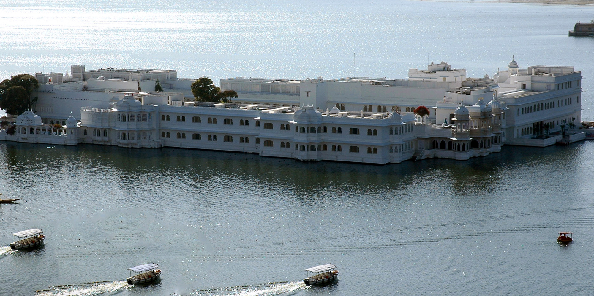<strong>Lake Palace on Lake Pichola - 3, Udaipur</strong> -  Udaipur