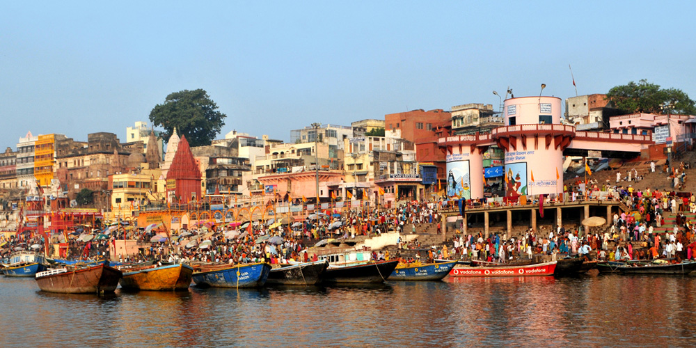 Dashashwamedh Ghat at Varanasi