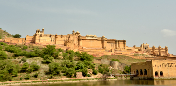 Hill Forts Rajasthan