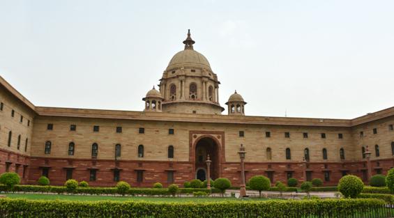 Delhi Tours Rashtrapati Bhavan
