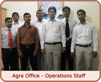 Agra Office - Operations Staff
