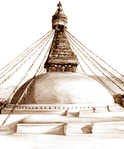 Boudhanath Temple