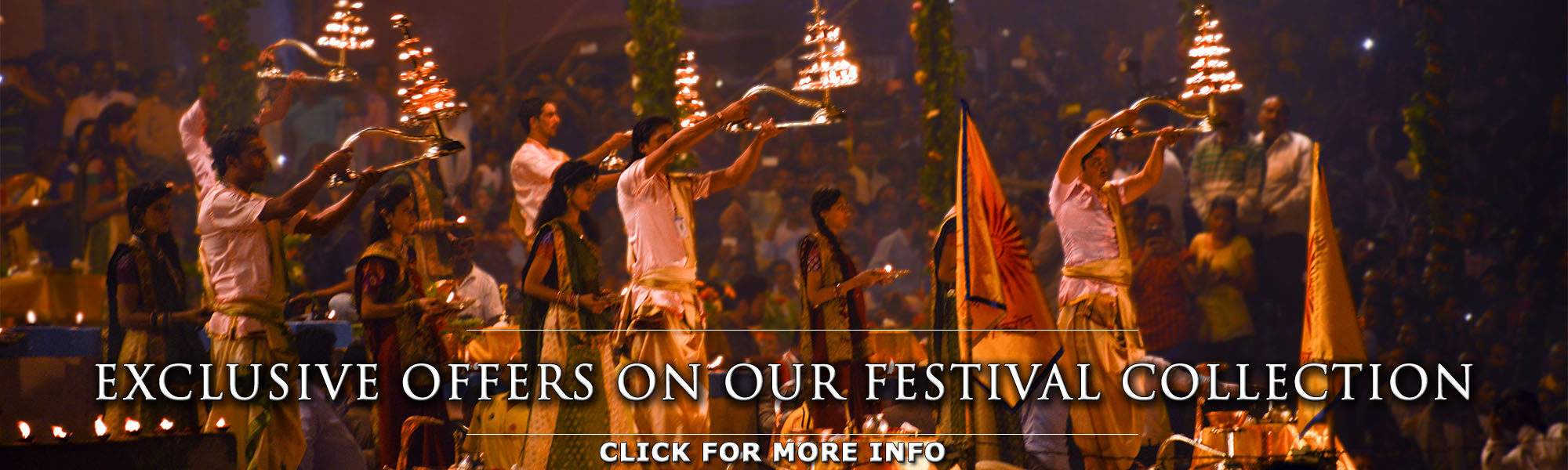 Exclusive Offers On Our Festival Collection Tours
