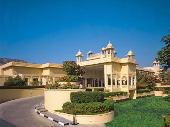 Trident Entrance, Jaipur