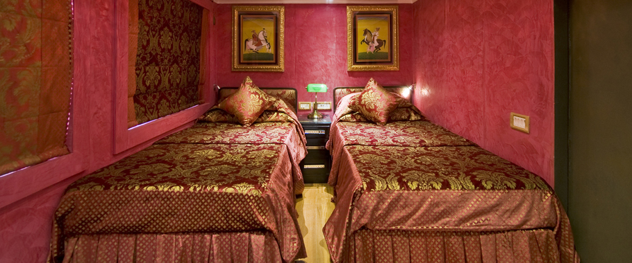 Royal Rajasthan on Wheels, Private Room
