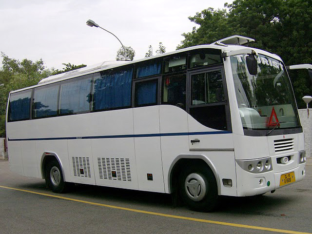 Luxury Coach - DLX. 35 Seater Coach