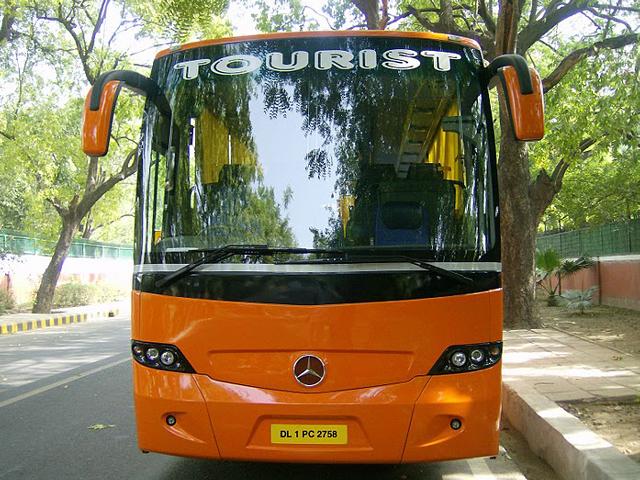 Ultra Luxury Vehicle - Mercedes Benz Coach