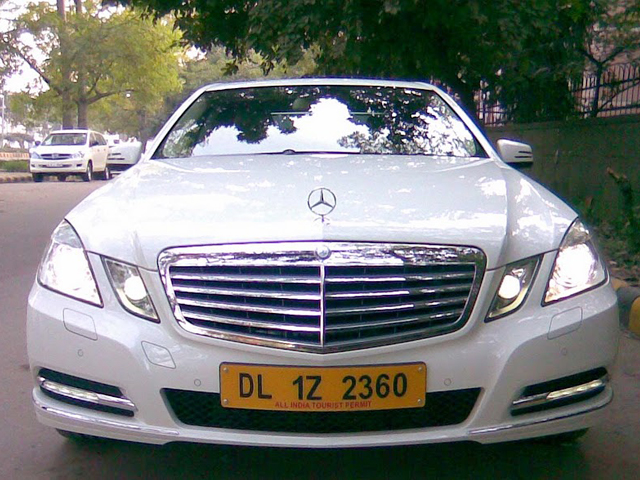 Ultra Luxury Vehicles - Mercedes E Class