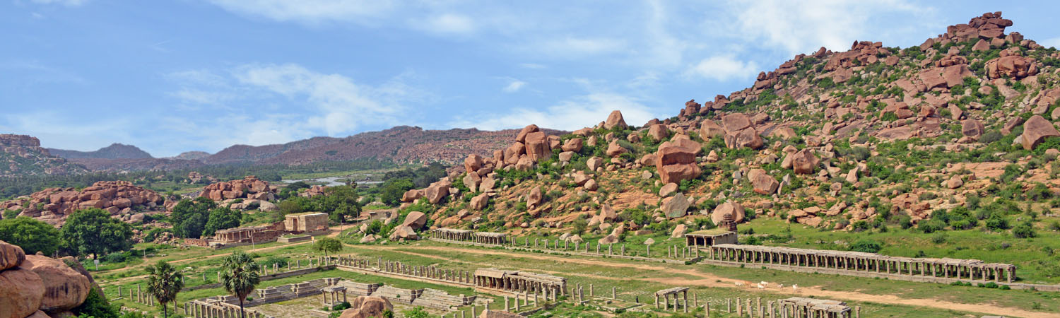 India Tours, Hampi
