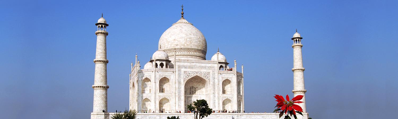 Taj Mahal in India, UNESCO World Heritage Site