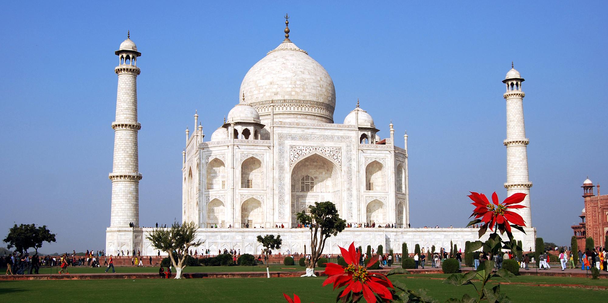 <strong>Taj Mahal - 2, Agra</strong> -
