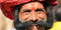 Imperceptible Mustache -