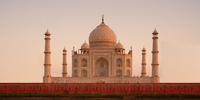 Taj Mahal - 1, Agra - Taj Mahal