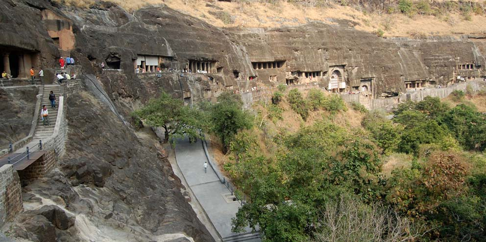 Aurangabad India  City new picture : Aurangabad Ellora Caves Aurangabad
