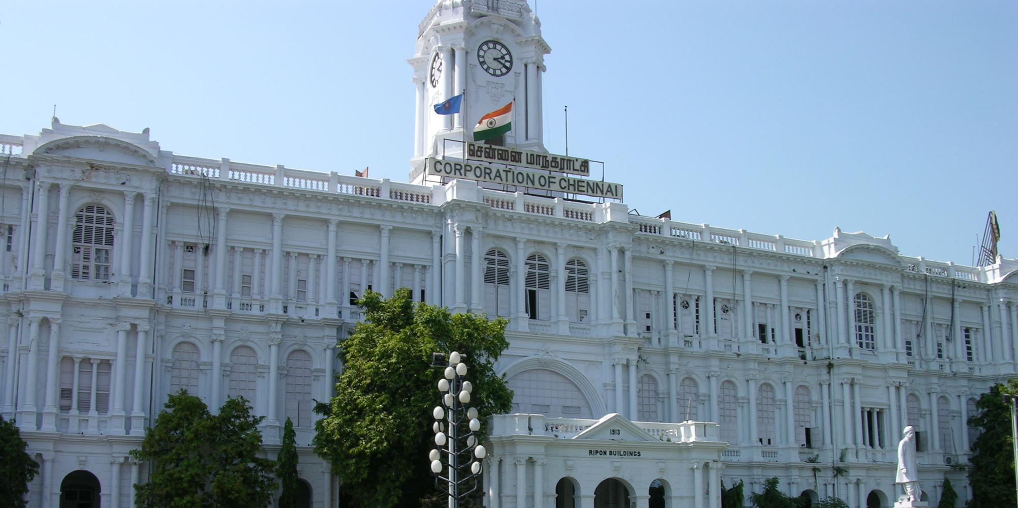 <strong>Chennai</strong> -