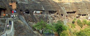 Ellora Caves Aurngabad
