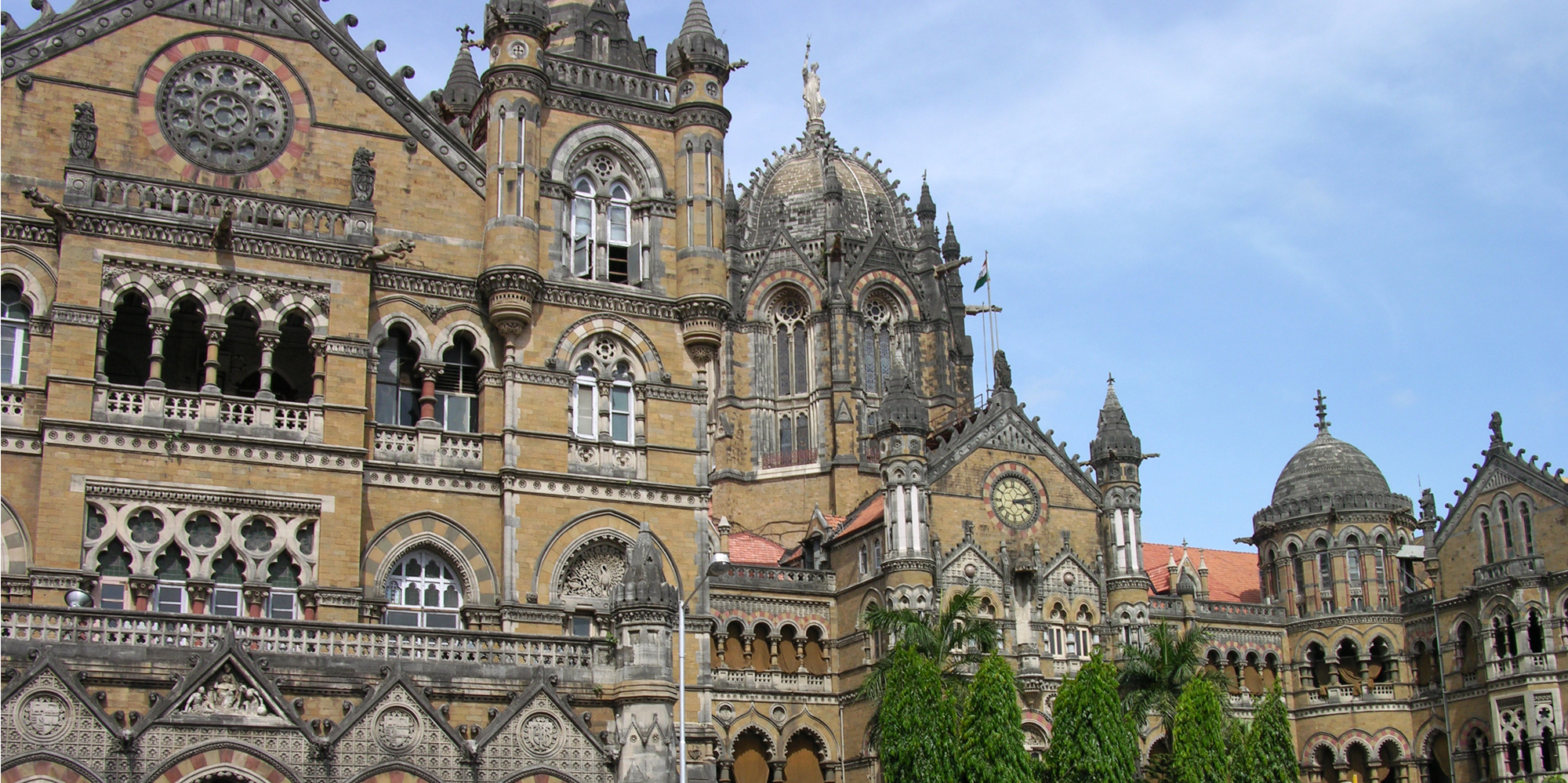 <strong>Chhatrapati Shivaji Terminus</strong> - Mumbai