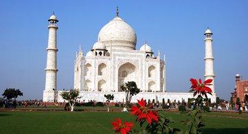 Agra, Tajmahal