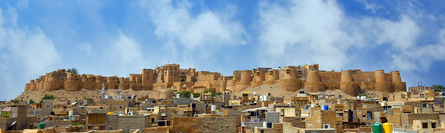 Jaisalmer Fort (Golden Fort)