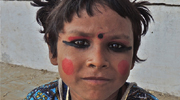Child at Pushkar