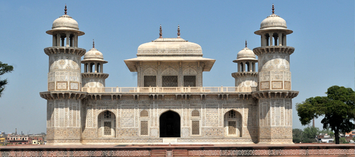 Itmad Ud Daulah Tomb, Agra