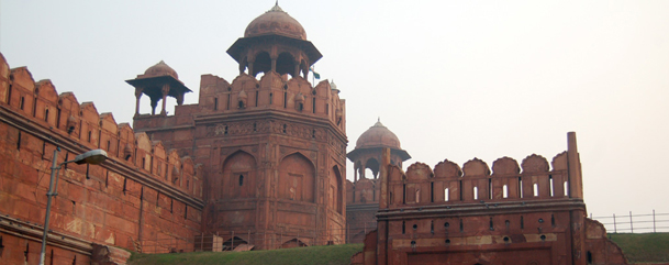 Red Fort ,
