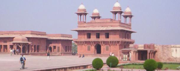 Fatehpur Sikri,