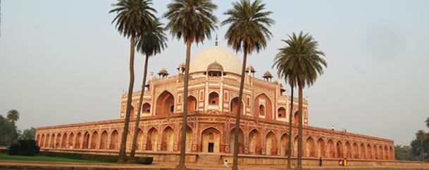Humayun Tomb,