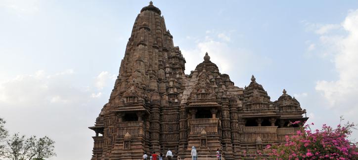 Khajuraho Temple  ,