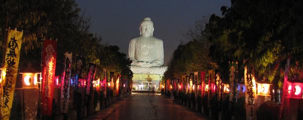 Mahabodhi Temple Complex  ,
