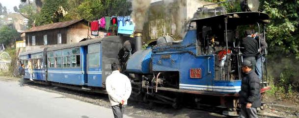 Mountain Railways of India ,